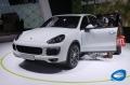 Porsche Cayenne S Hybrid Paryż 2014