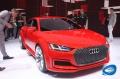 Audi TT Sportback Concept Paryż 2014