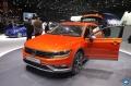 Volkswagen Passat Alltrack Genewa 2015