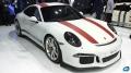 Porsche 911R Poznań Motor Show 2016