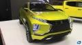 Mitsubishi eX Concept Poznań Motor Show 2016