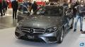 Mercedes E-Klasa Poznań Motors Show 2016