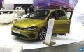 Volkswagen Golf na targach Fleet Market 2016
