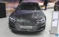 Audi S5 Coupe na targach Fleet Market 2016