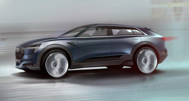 Elektryzujący model Audi z premierą podczas IAA
