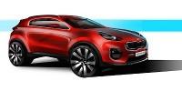 www.moj-samochod.pl - Artykuďż˝ - Kia Sportage, nowa generacja nadchodzi