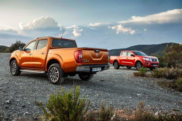 Nowa Nissan Navara w pełnej okazałości