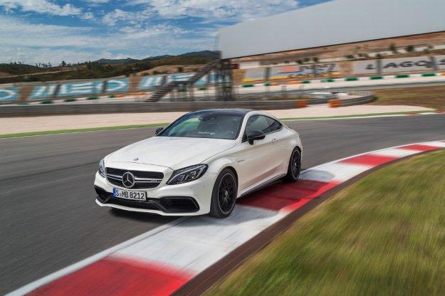 AMG zabiera się za nową Coupe C klasy