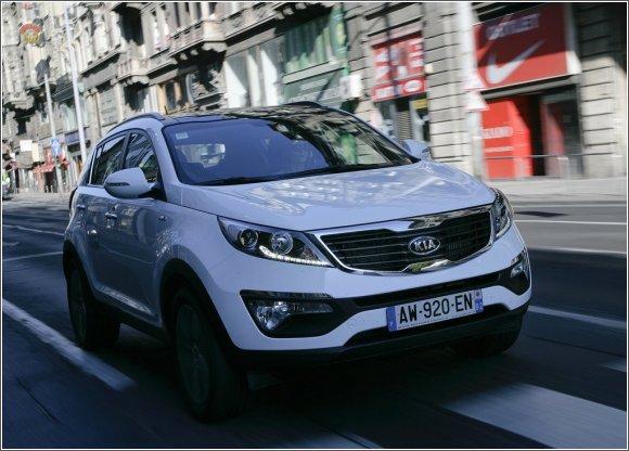 EuroNCAP - najbezpieczniejsze samochody