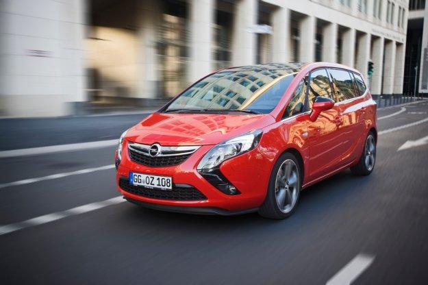Opel Zafira w nowej lepszej cenie oraz z OnStar