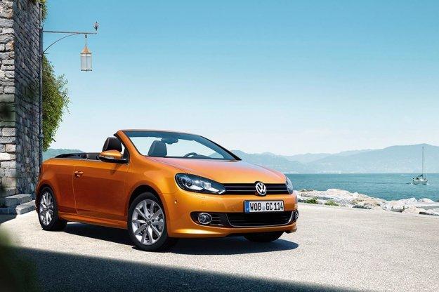 Volkswagen odświeża swój kompaktowy kabriolet
