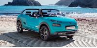 www.moj-samochod.pl - Artykuďż˝ - Cactus bez dachu, koncept na targi IAA