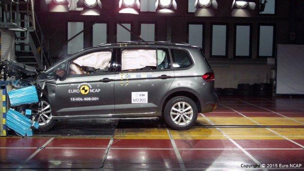 EuroNCAP zaskoczyło testem 9 modeli
