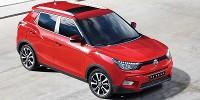 www.moj-samochod.pl - Artykuďż˝ - SsangYong zaprezentuje Tivoli z silnikiem wysokoprężnym