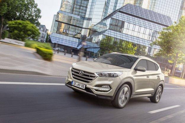 Hyundai Tuscon w ofercie czas na diesla
