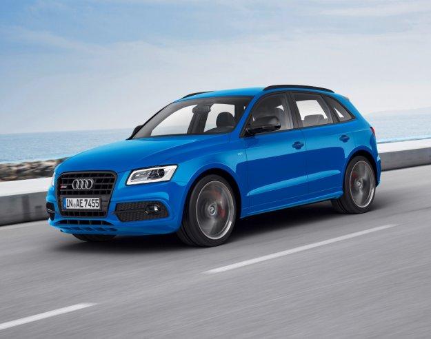 Audi SQ5 TDI plus teraz jeszcze więcej mocy