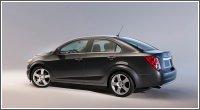 www.moj-samochod.pl - Artykuďż˝ - Europejska premiera Chevroleta Aveo