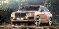 www.moj-samochod.pl - Artykuďż˝ - Bentleya Bentayga luksusowy krążownik nadjeżdza