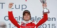 www.moj-samochod.pl - Artykuł - Jan Kisiel wybija się na prowadzenie w Audi TT Cup