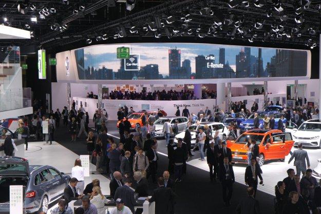 IAA 2015 - Mekka motoryzacji rozpoczęta