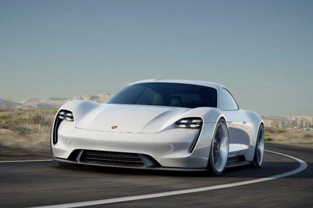 Elektroniczne Porsche z zasięgiem na 500 km