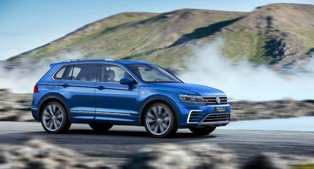 Nowy Volkswagen Tiguan nadjeżdża