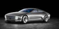 www.moj-samochod.pl - Artykuďż˝ - Mercedes Concept IAA - Inteligent Aerodynamic Automobile