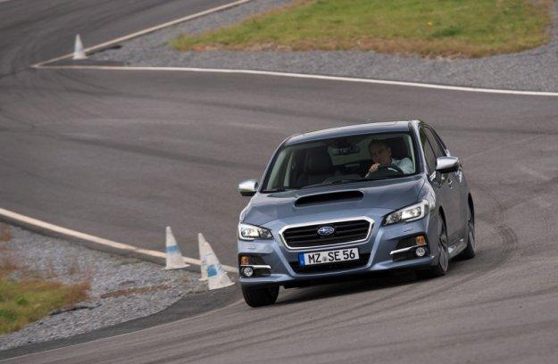 Subaru Levorg wchodzi na rynek