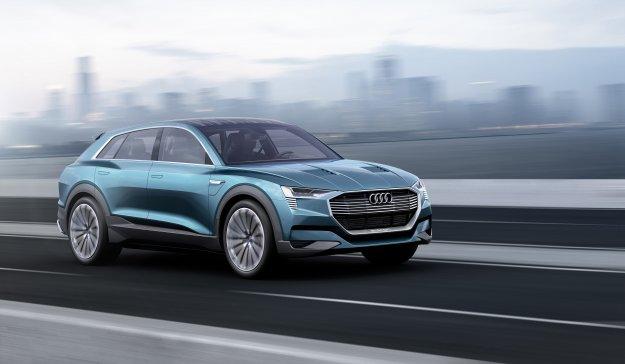 Audi w 2018 roku wypuści elektryczny samochód