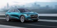 www.moj-samochod.pl - Artykuďż˝ - Audi w 2018 roku wypuści elektryczny samochód