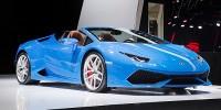 www.moj-samochod.pl - Artykuł - Lamborghini przedstawia swój top model bez dachu