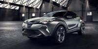 www.moj-samochod.pl - Artykuł - Toyota C-HR ostatnia prosta przed rynkowym debiutem