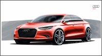 www.moj-samochod.pl - Artykuďż˝ - Audi A3 koncept w Genewie