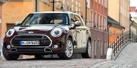 www.moj-samochod.pl - Artykuł - Nowy Mini Clubman wchodzi na rynek