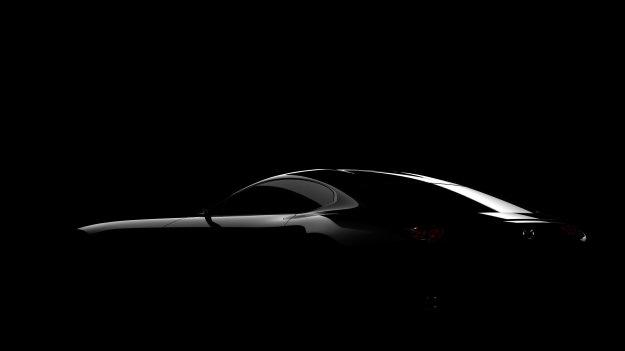 Mazda zaprezentuje nowy sportowy samochód