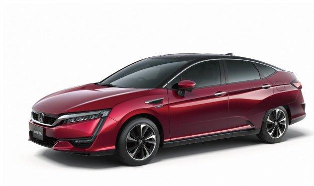 Honda dołącza do Toyoty, kolejny samochód na wodór