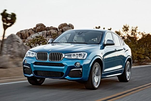 Nowa mocniejsza wersja BMW X4