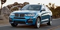www.moj-samochod.pl - Artykuł - Nowa mocniejsza wersja BMW X4