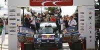 www.moj-samochod.pl - Artykuďż˝ - Korsyka po raz kolejny dla Fina Latvala oraz dla Volkswagena