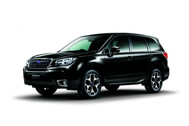 Subaru odświeża Forestera, pierwszy model z nowym EyeSight
