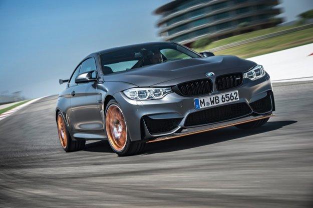 Światowa premiera nowego BMW M4 GTS w Japonii