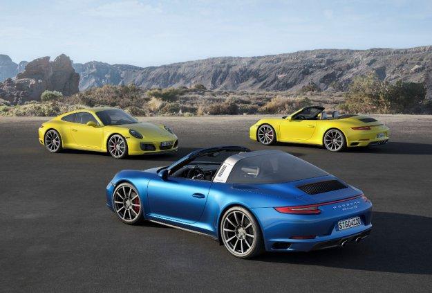 Turbodoładowane jednostki dla nowych Porsche 911