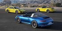 www.moj-samochod.pl - Artykuďż˝ - Turbodoładowane jednostki dla nowych Porsche 911