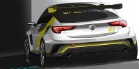 www.moj-samochod.pl - Artykuďż˝ - Opel Astra TCR, nowy kompaktowy bolid