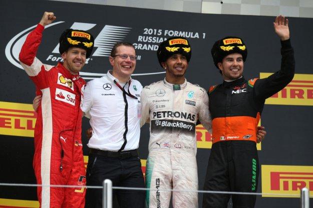 F1 Rosja, weekend pełen niespodzianek