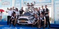 www.moj-samochod.pl - Artykuł - Kajetanowicz i jego Ford Fiesta R5 zdobywa tytuł FIA ERC 2015