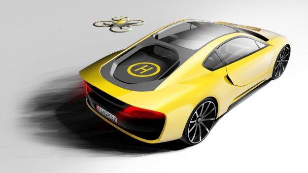 Rinspeed Etos, kolejny koncepcyjny samochód
