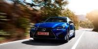 www.moj-samochod.pl - Artykuďż˝ - Nowy sportowy Lexus GS F nadjeżdża