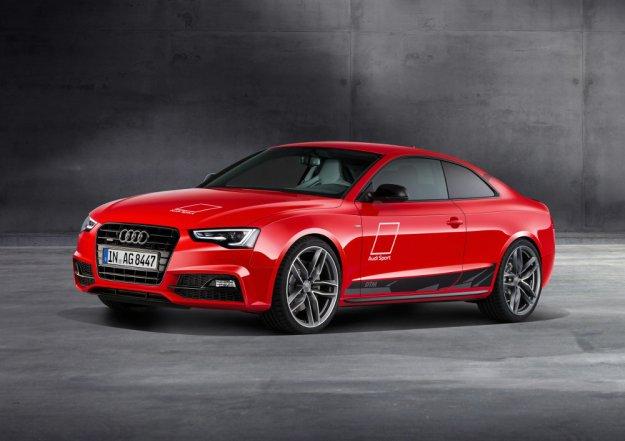Audi przenosi model A5 z toru na ulicę