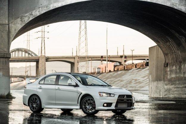 Mitsubishi z kolejnym ostatnim Lancerem Evolution